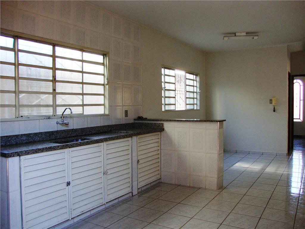 Casa residencial à venda, Josa Bernardino II, Uberaba - CA07