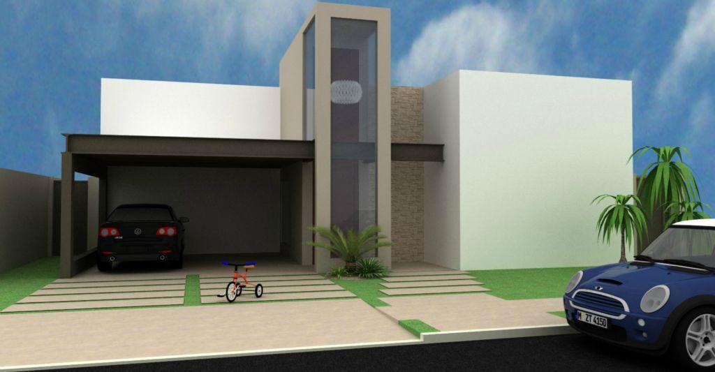 Casa comercial à venda, Flamboyant Residencial Park, Uberaba