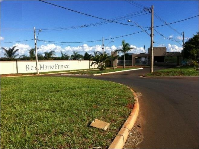 Terreno à venda, 2000 m² por R$ 480.000,00 - Residencial Mário de Almeida Franco - Uberaba/MG