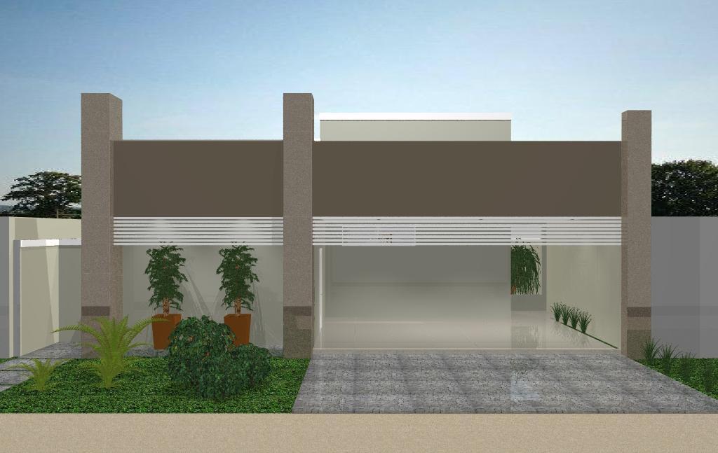 Casa residencial à venda, Damha I, Uberaba - CA0416.