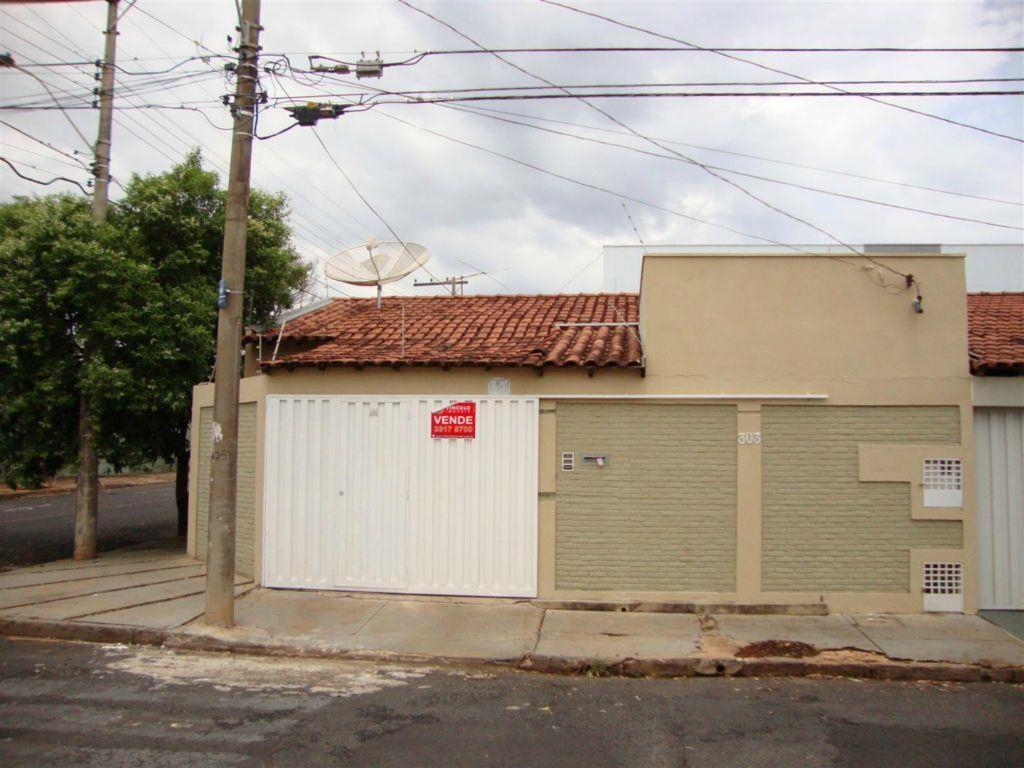 Casa residencial à venda, Olinda, Uberaba - CA0509.