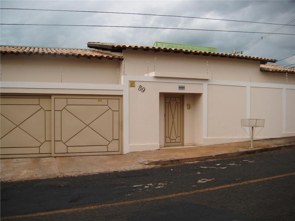Casa residencial à venda, Vila Olímpica, Uberaba.