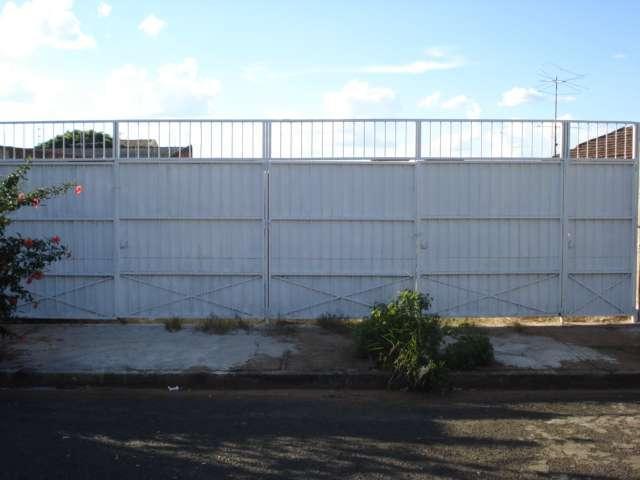 Terreno  comercial para locação, Parque São Geraldo, Uberaba.