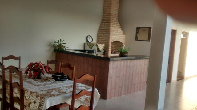 Casa residencial à venda, Quinta Boa Esperança, Uberaba - CA