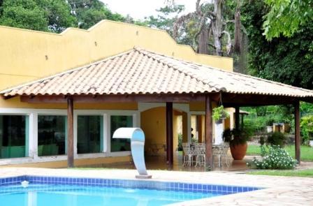 Chácara residencial à venda, Zona Rural, Uberaba - CH0002.