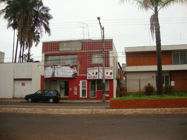 Ponto comercial para locação, Centro, Uberaba.