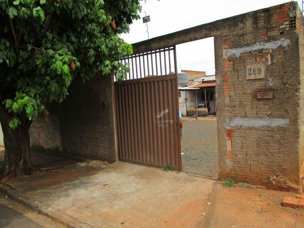 Casa residencial à venda, São José, Uberaba - CA0591.