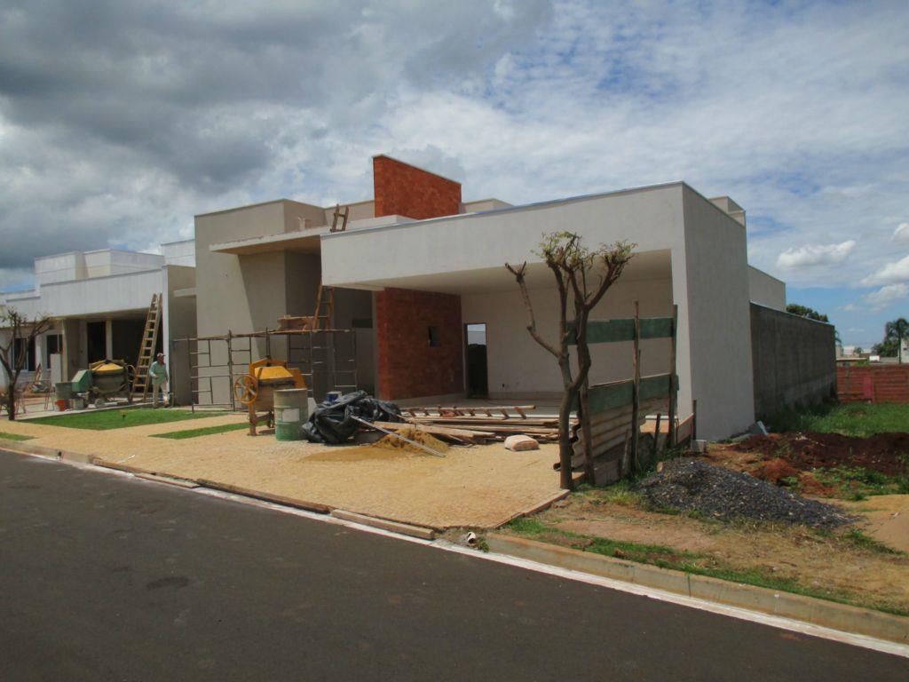 Casa residencial à venda, Damha I, Uberaba - CA0647.