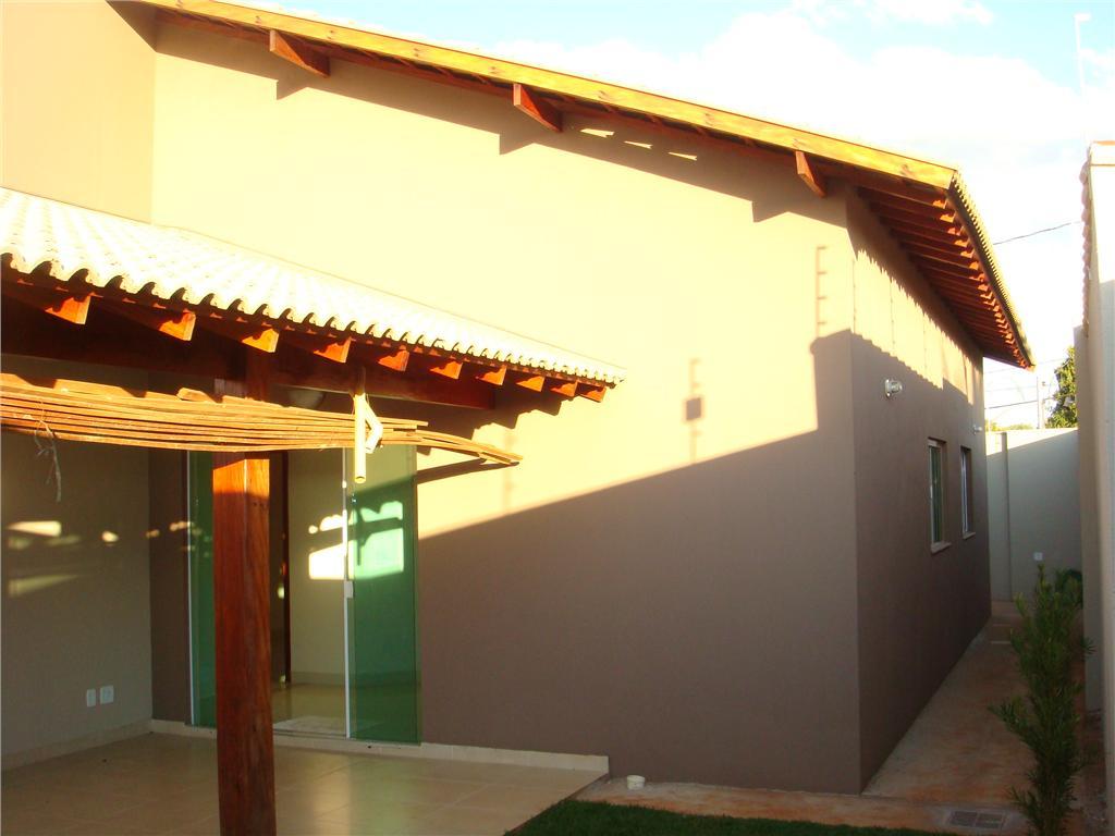 Casa residencial à venda, Jardim Nenê Gomes, Uberaba - CA035