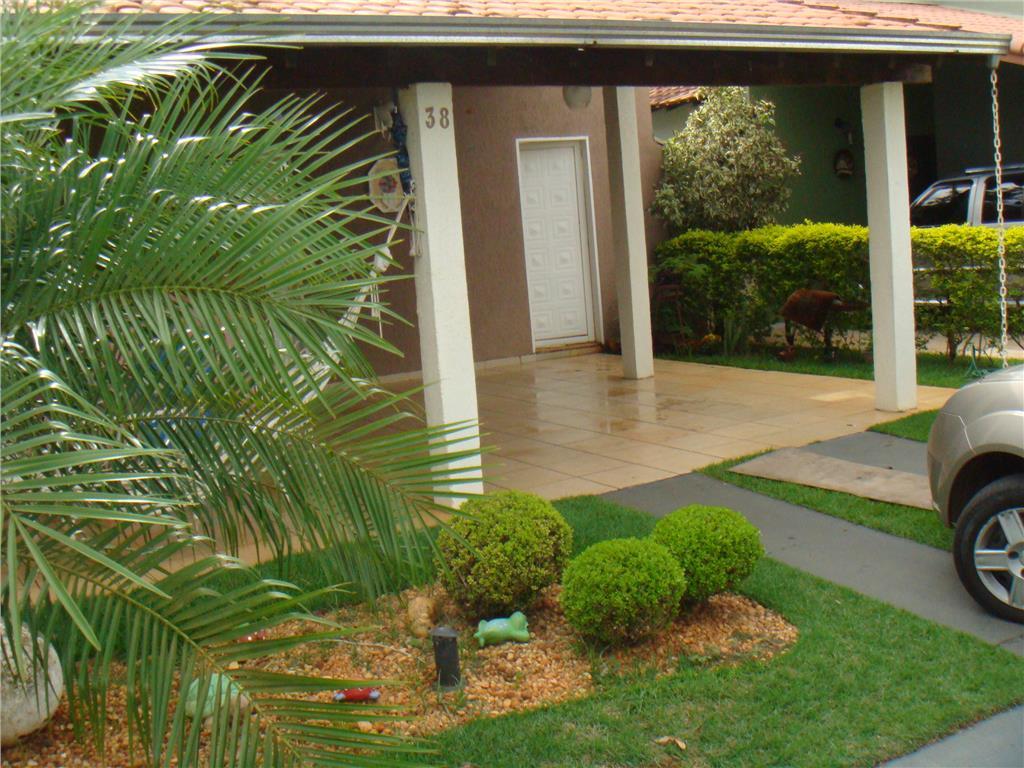Casa residencial à venda, Jardim Eldorado, Uberaba - CA0542.