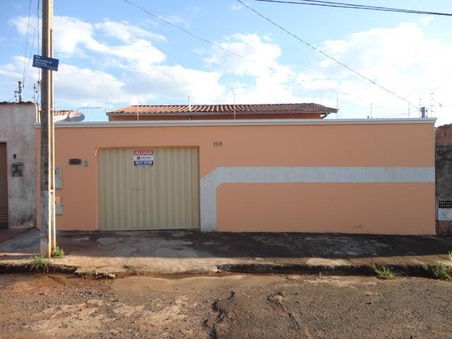 Casa  residencial para locação, Conjunto Maringá II, Uberaba de Vínculo Imóveis