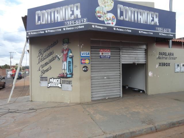 Ponto  comercial para locação, Residencial Morumbi, Uberaba.