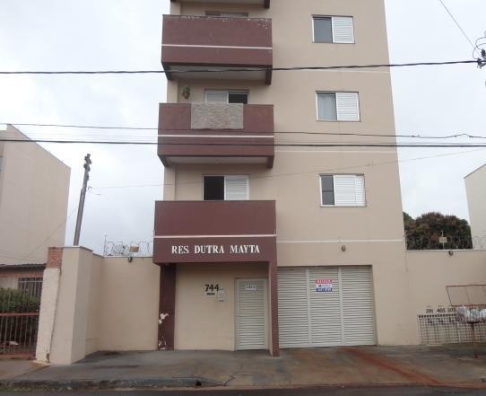 Apartamento  residencial para locação, Santa Maria, Uberaba. de Vínculo Imóveis.'