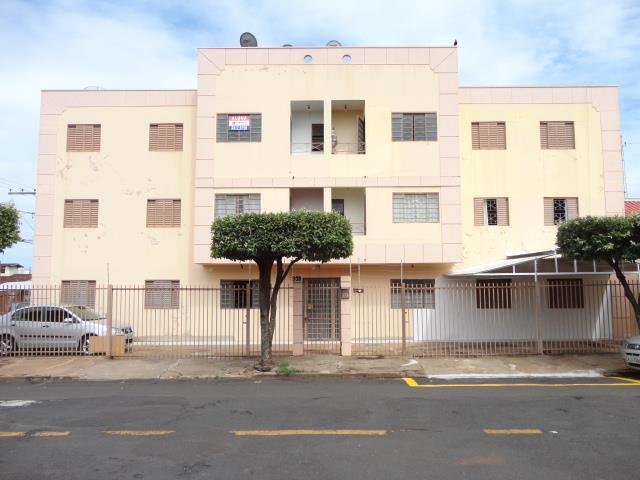 Apartamento residencial para venda e locação, Olinda, Uberaba - AP0518.