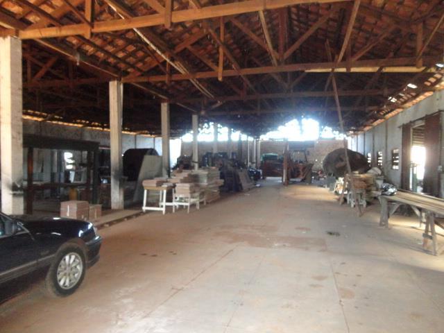 Galpão  comercial para locação, Olinda, Uberaba.