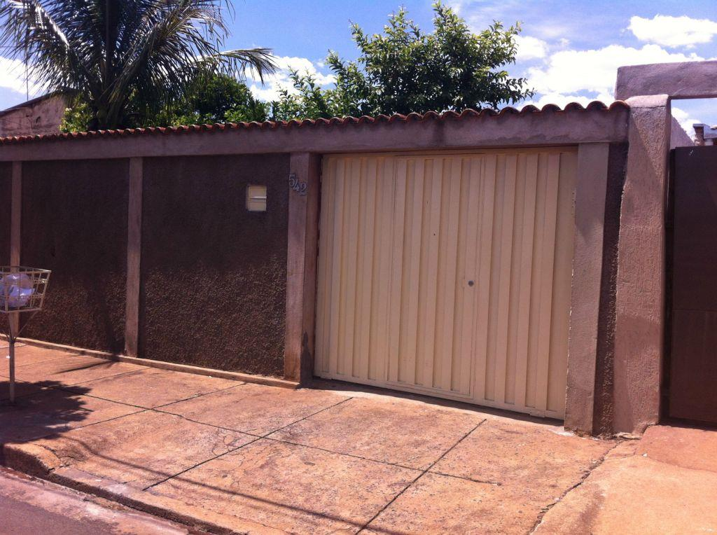 Casa residencial à venda, Parque das Américas, Uberaba - CA0