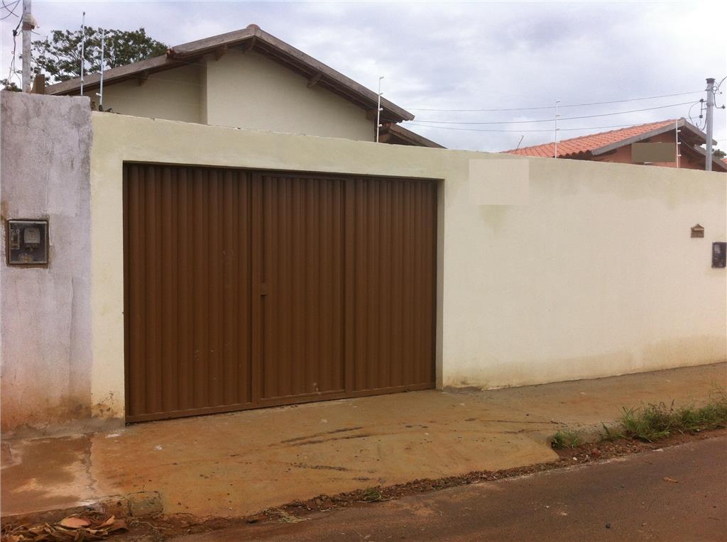 Casa residencial à venda, Vila São Cristóvão, Uberaba - CA06