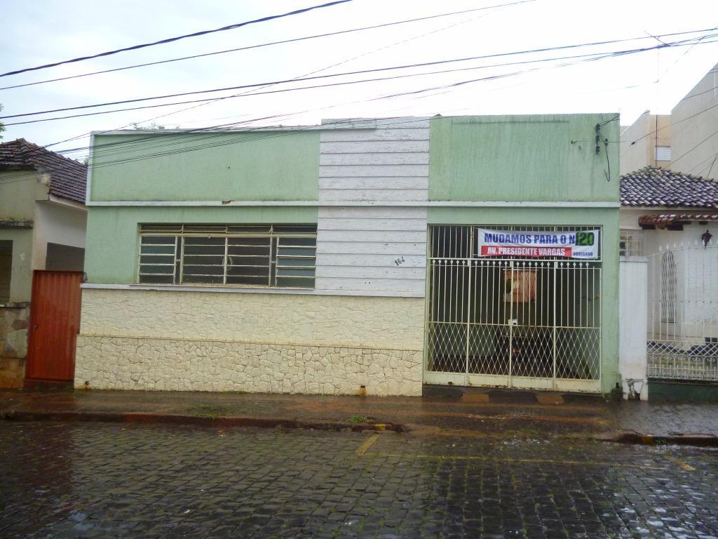 Casa locação Comercial, Fabrício, Uberaba - CA0322.
