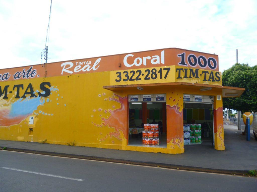Galpão comercial à venda, Fabrício, Uberaba.