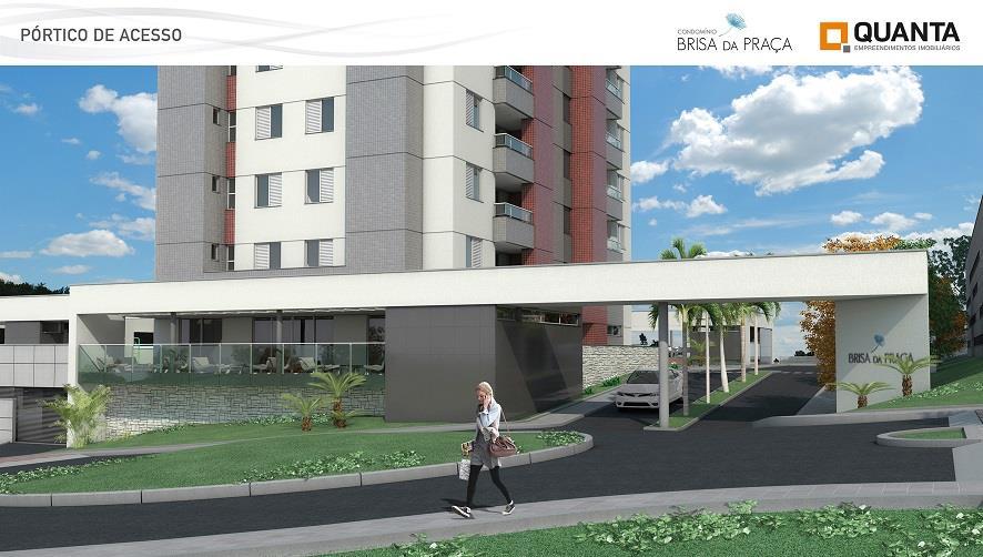 Apartamento 3 suítes , Vila Olímpica, Uberaba - AP0145.