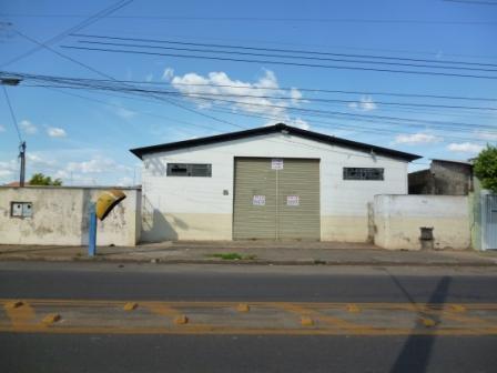 Galpão comercial para venda e locação, Parque das Gameleiras, Uberaba.