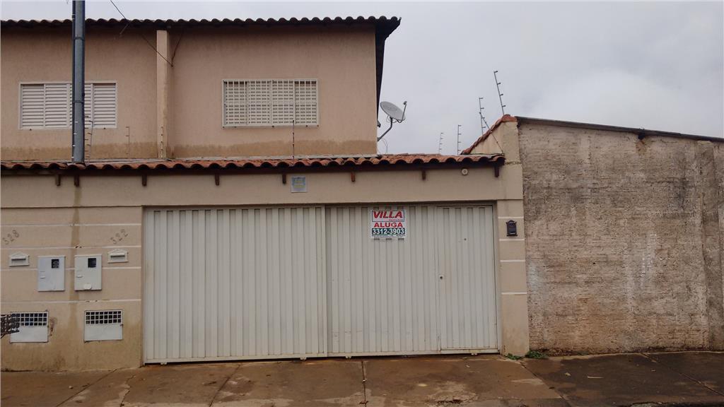 Casa  residencial para locação, Lourdes, Uberaba.