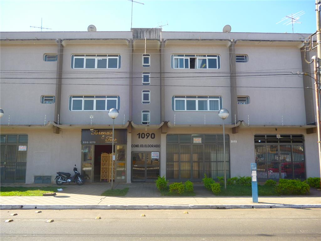 Apartamento  residencial à venda, Santa Marta, Uberaba.