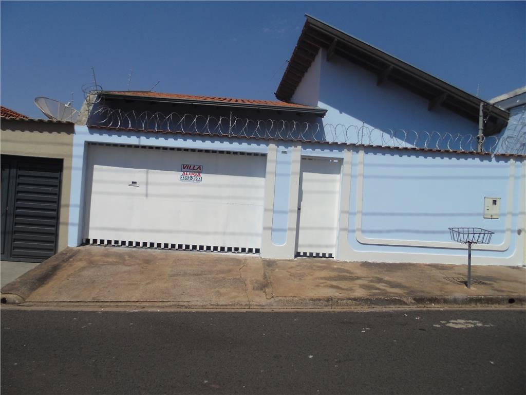Casa residencial para venda e locação, Conjunto Manoel Mendes, Uberaba - CA0280.