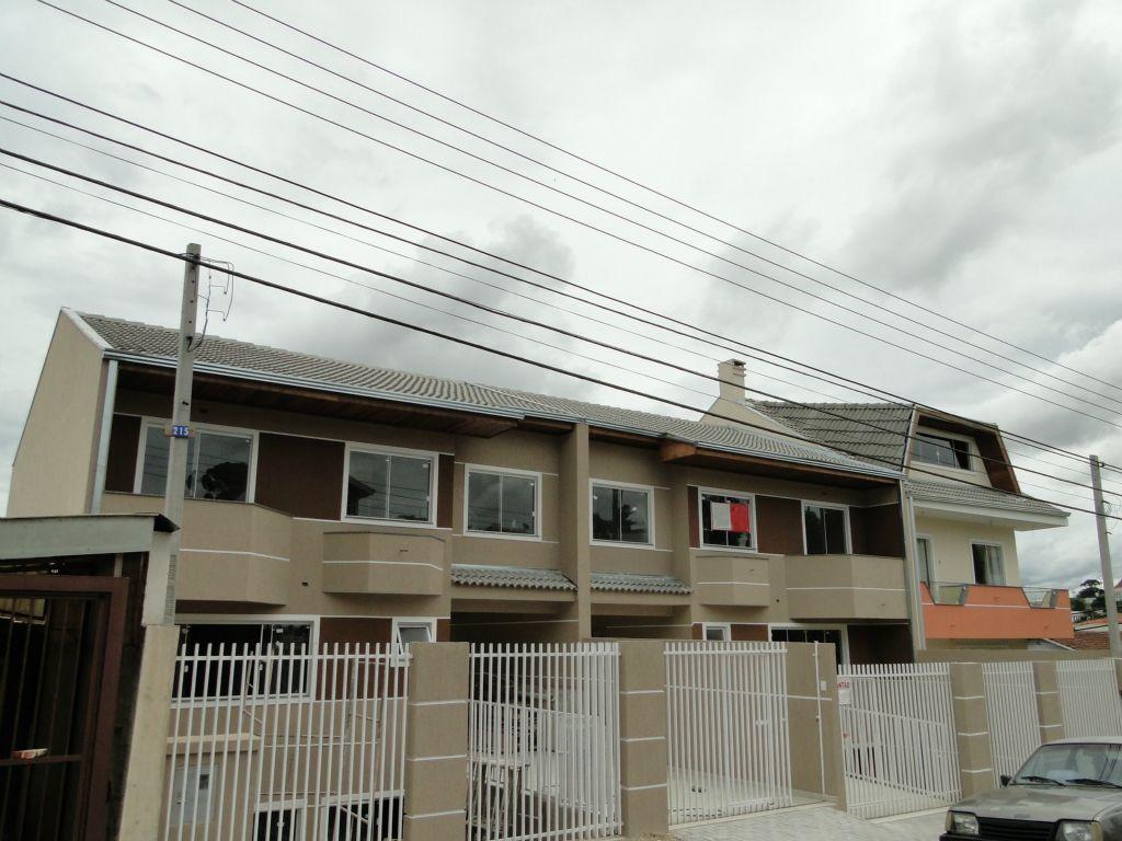 Sobrado  residencial à venda, Tingui, Curitiba.