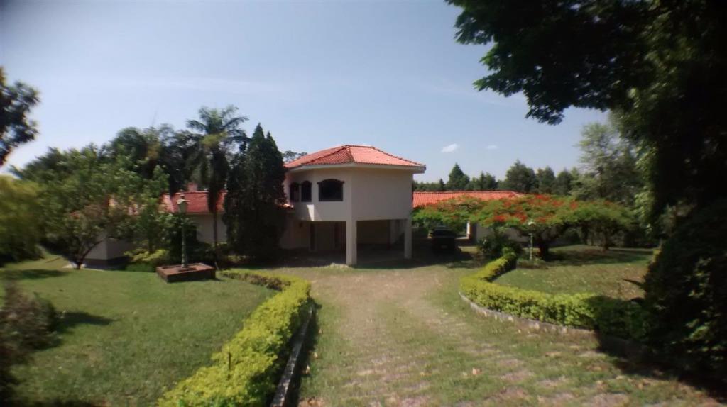Casa de 5 dormitórios à venda em Condomínio Village Sans Souci, Valinhos - SP