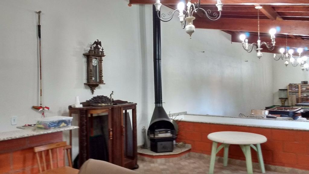 Chácara de 3 dormitórios à venda em Loteamento Chácaras Vale Das Garças, Campinas - SP