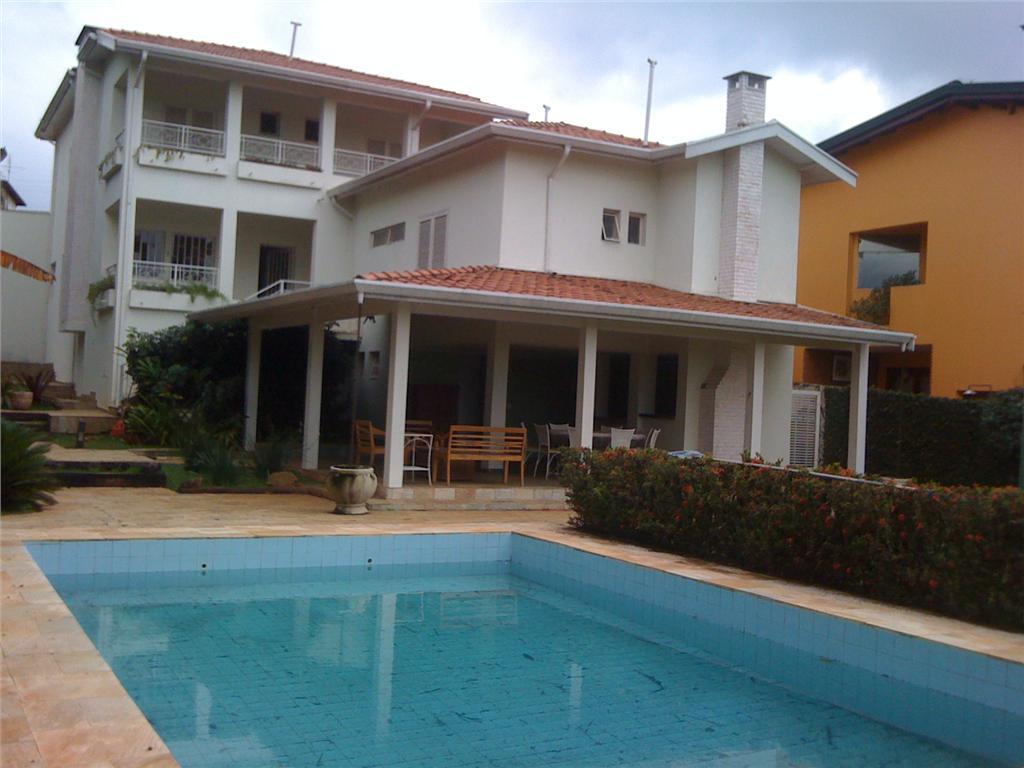 Casa de 4 dormitórios à venda em Residencial Parque Rio Das Pedras, Campinas - SP