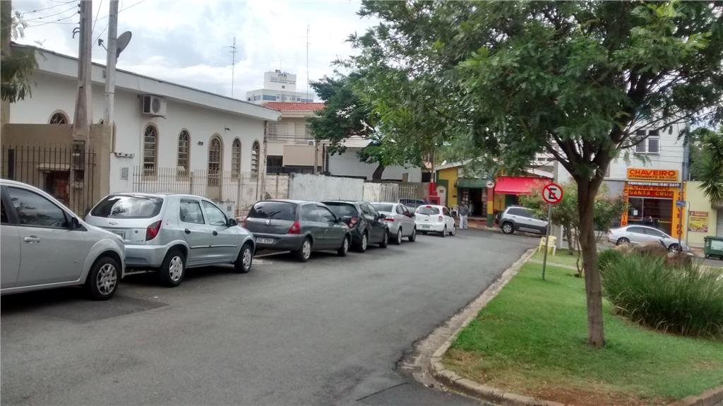 Terreno em Cambuí, Campinas - SP
