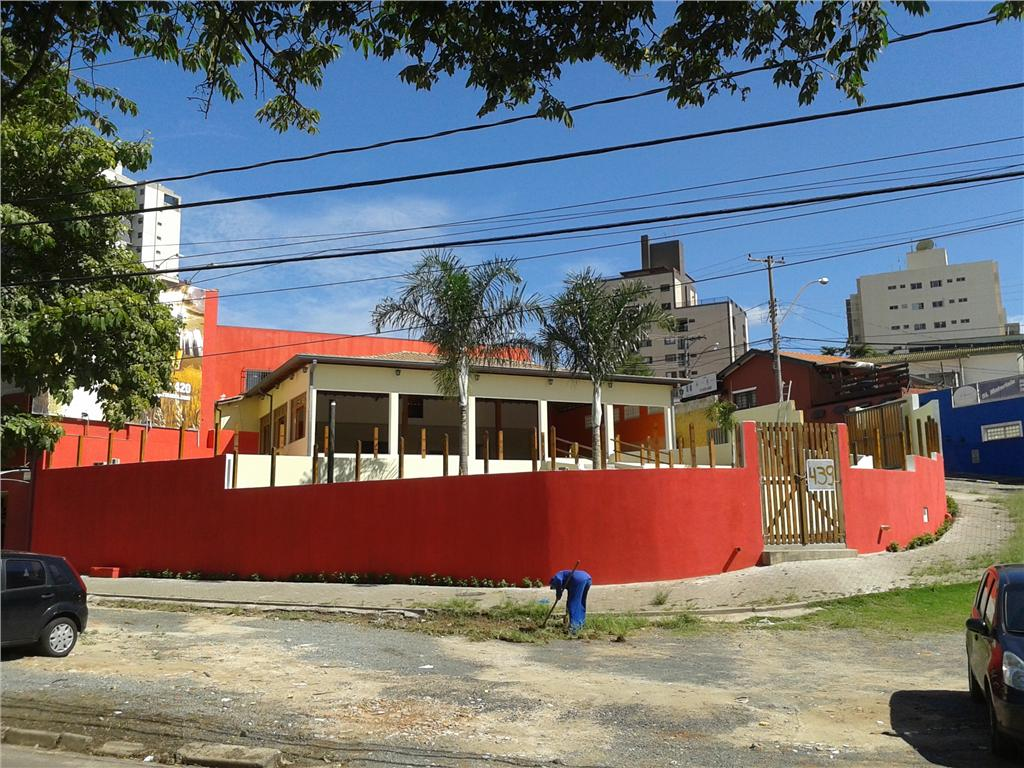 Salão à venda em Vila Jequitibás, Campinas - SP