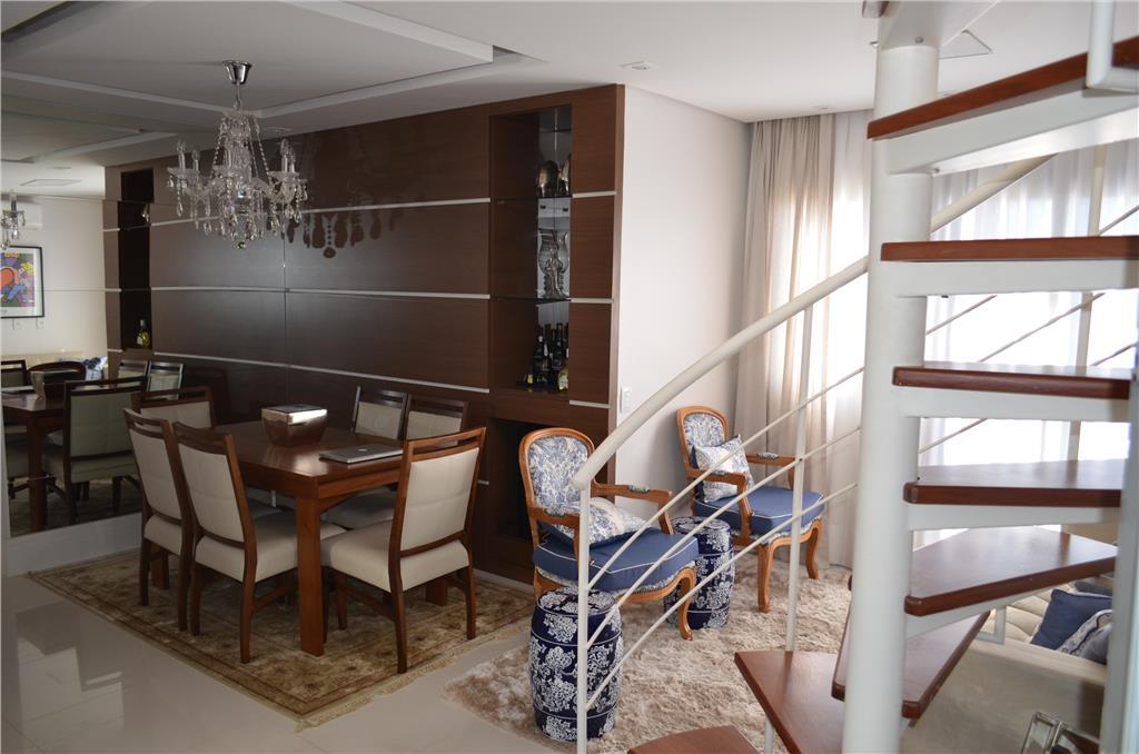 Apartamento Duplex de 3 dormitórios em Mansões Santo Antônio, Campinas - SP