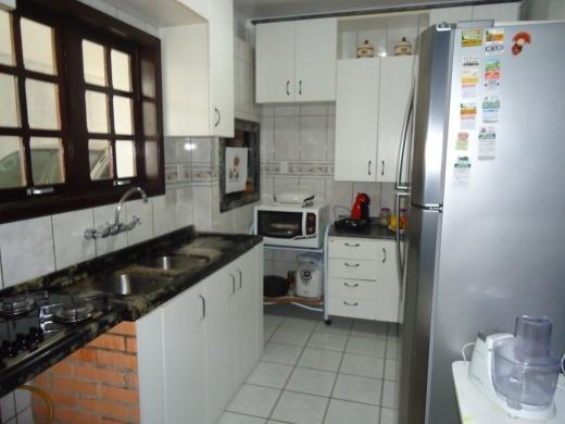 Casa 3 Dorm, Diva Lessa de Jesus, Gravataí (CA0220) - Foto 17