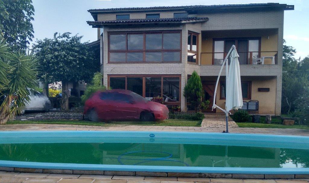 Casa 4 Dorm, Paragem dos Verdes Campos, Gravataí (CA1383) - Foto 3