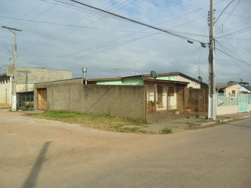 Casa 2 Dorm, Sítio Gaúcho, Gravataí (CA1333)