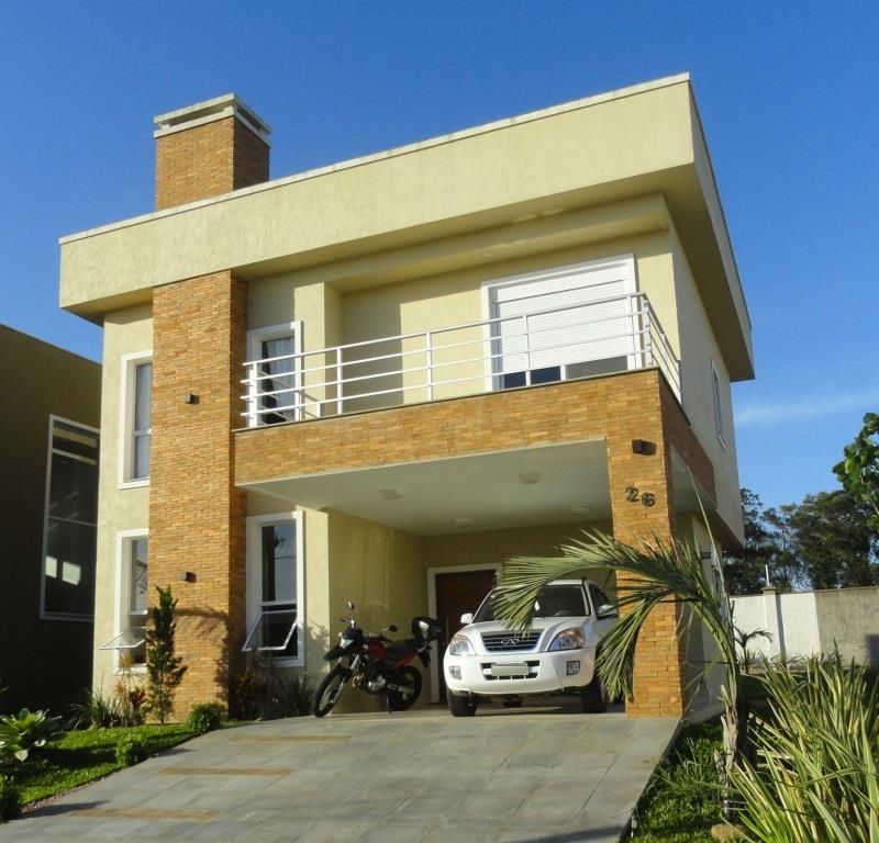 Casa 3 Dorm, Alphaville, Gravataí (CA1276)