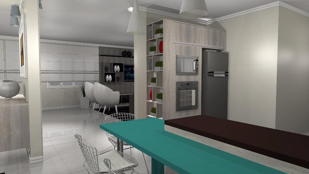 Casa 3 Dorm, Alphaville, Gravataí (CA1259) - Foto 5