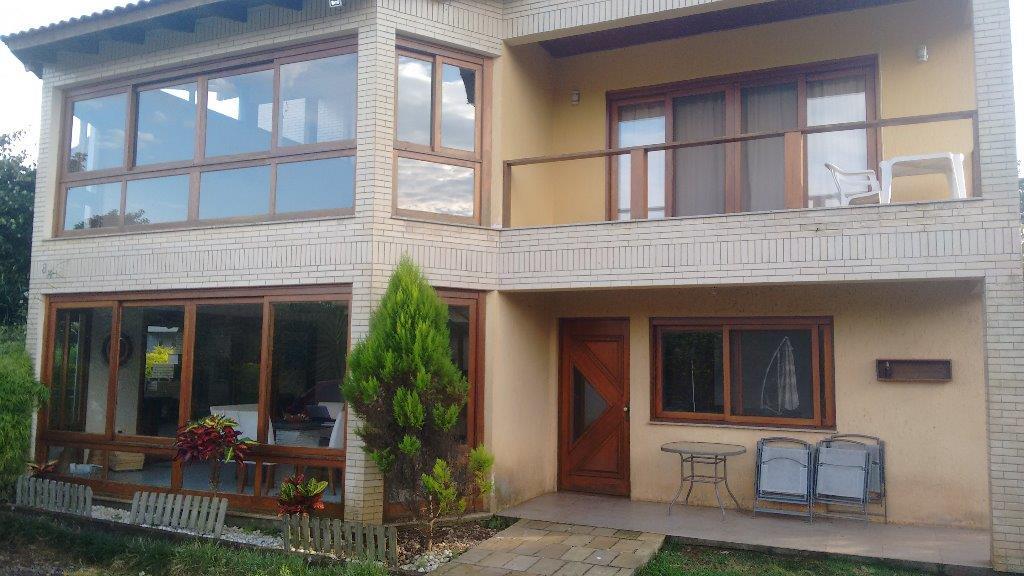 Casa 4 Dorm, Paragem dos Verdes Campos, Gravataí (CA1383) - Foto 2