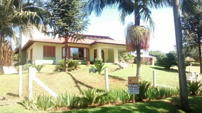 Casa 4 Dorm, Paragem dos Verdes Campos, Gravataí (CA1260)