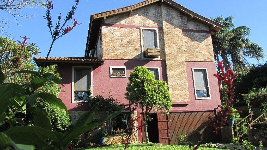 Casa 3 Dorm, Paragem dos Verdes Campos, Gravataí (CA1386)
