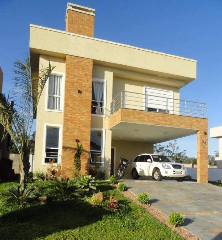 Casa 3 Dorm, Alphaville, Gravataí (CA1276) - Foto 3
