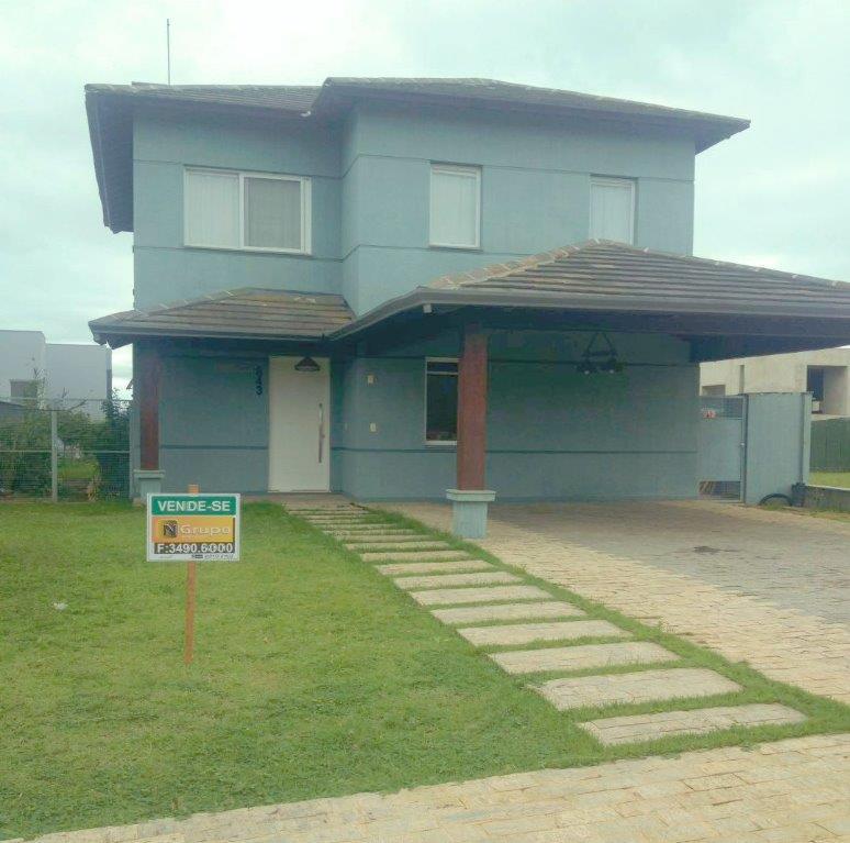 Casa 3 Dorm, Alphaville, Gravataí (CA0818)