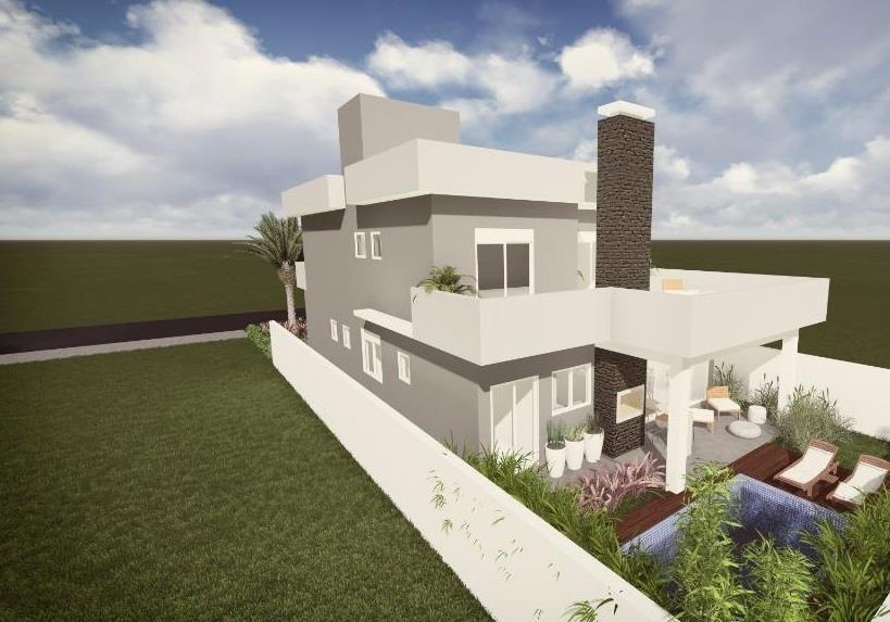 Casa 4 Dorm, Alphaville, Gravataí (CA1393) - Foto 4