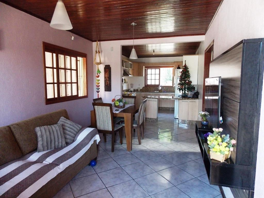Casa 2 Dorm, Monte Belo, Gravataí (CA1290) - Foto 5