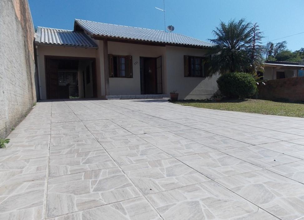 Casa 2 Dorm, Monte Belo, Gravataí (CA1290)