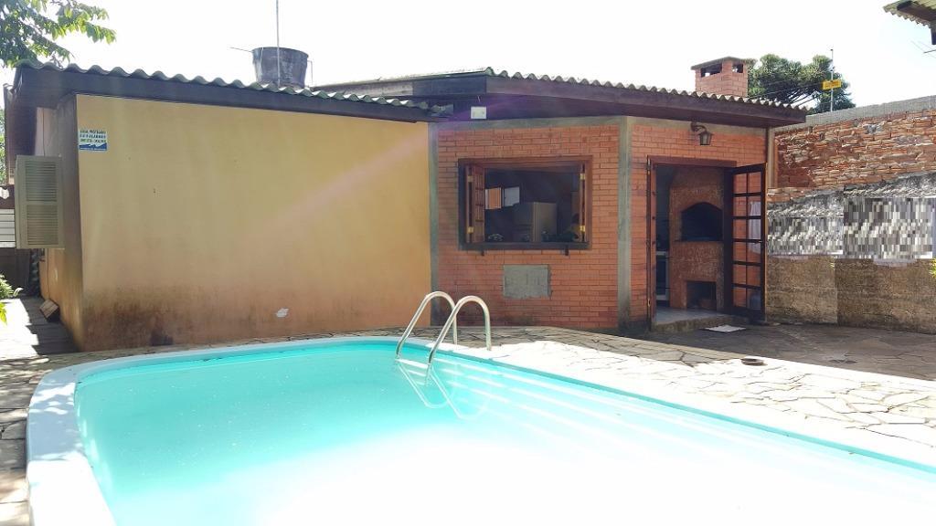 Casa 3 Dorm, Dom Feliciano, Gravataí (CA1384) - Foto 12