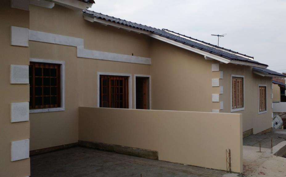 Casa 2 Dorm, Auxiliadora, Gravataí (CA1261)